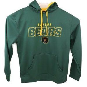 Baylor Bears Champion Unisex Hoodie Green Graphic